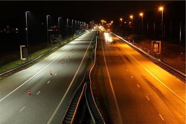 освещение дорог 1